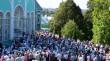 Мукачево святкує Успіння Пресвятої Богородиці: у монастирі – тисячі вірників