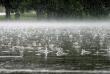Страшна злива: вулицями міста текла вода