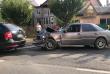 Вранці у Мукачеві сталася масштабна аварія