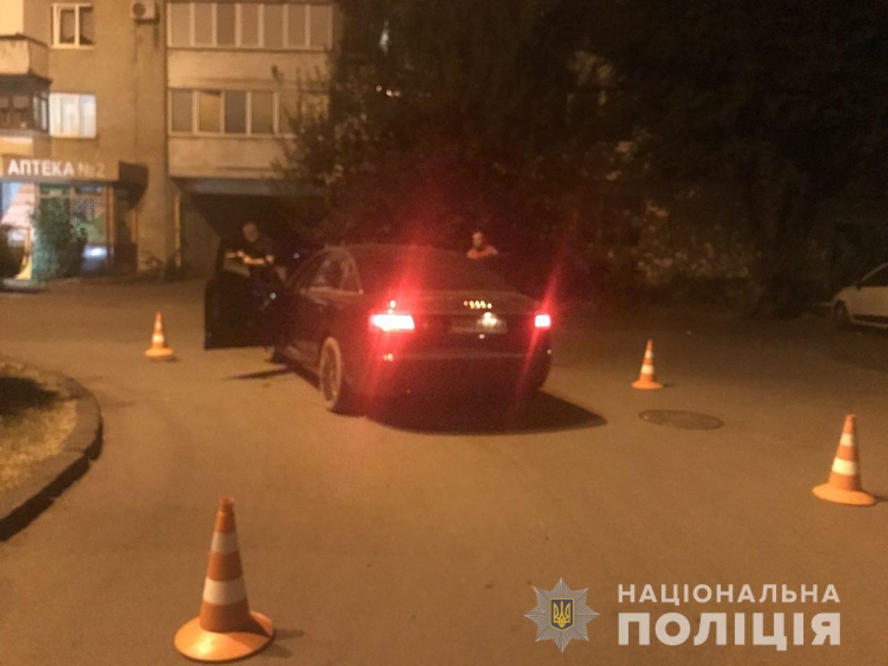 В Ужгороді сталася ДТП: постраждала жінка
