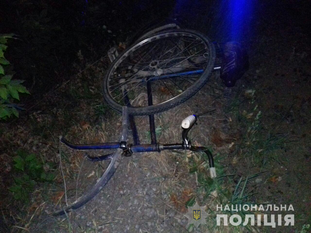 Вночі у селі Фанчиково сталася аварія