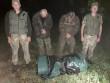 Двох чоловіків затримали на українсько-угорському кордоні