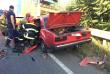 Моторошна аварія на Ужгородщині: одна особа вже загинула