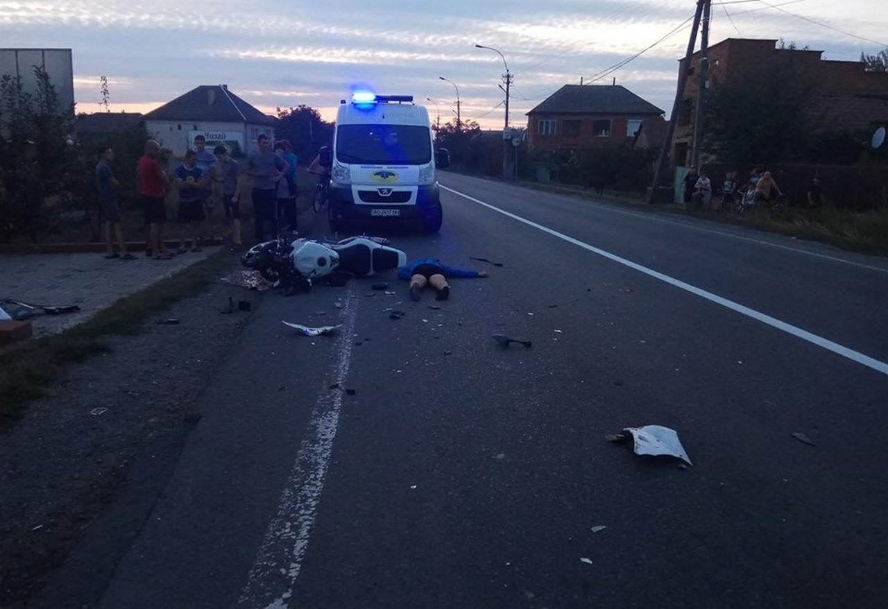 Смертельна аварія на Мукачівщині: стало відомо, хто загинув