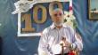 Житель Мукачівщини відзначив свій 100-річний ювілей