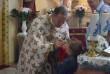 У найстарішій святині Закарпаття провели святкову Літургію