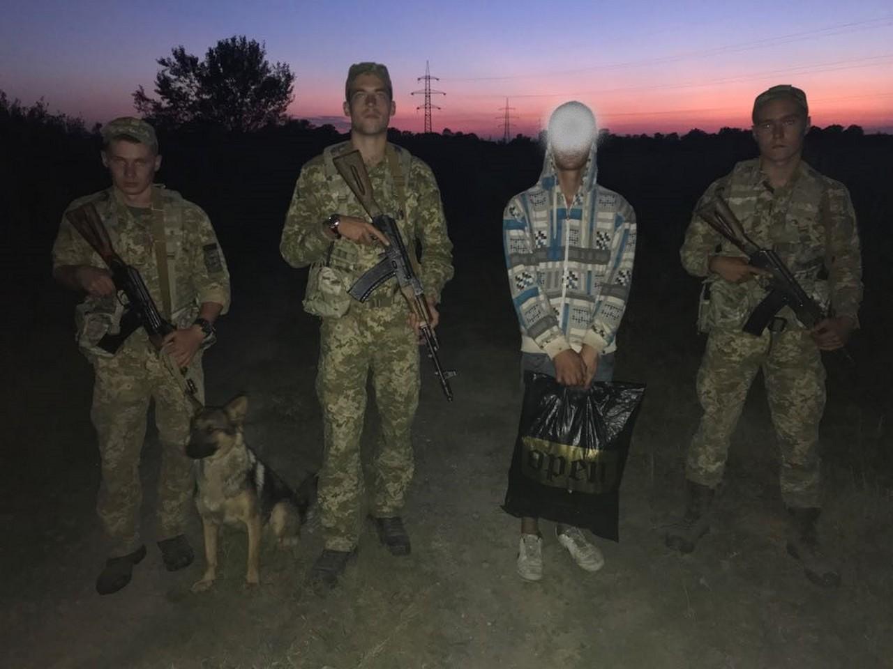 Нелегала із Молдови затримали закарпатські прикордонники