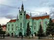 У Мукачеві із будівлі Ратуші вкрали прапор