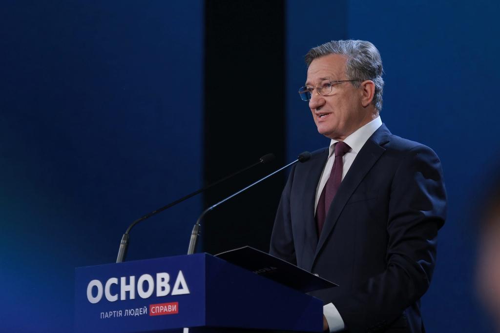 """""""Основа"""" """"зшиватиме"""" країну і висуває Сергія Таруту кандидатом в президенти"""