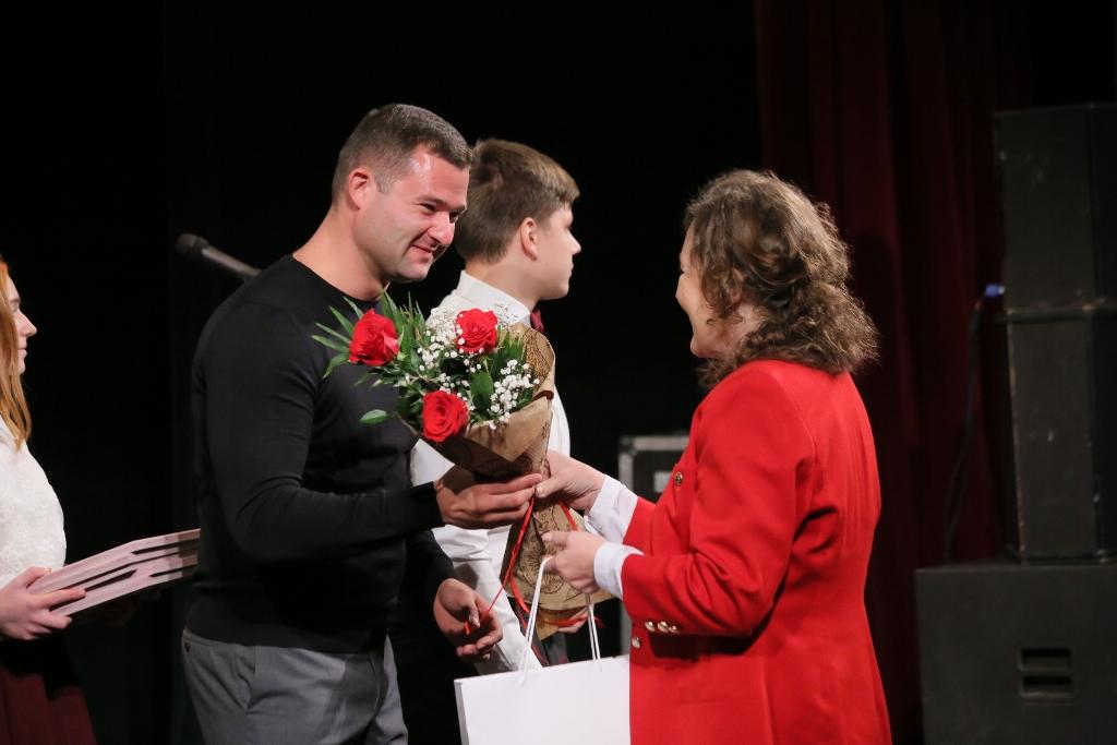 Педагогів Мукачева вітали з Днем працівника освіти