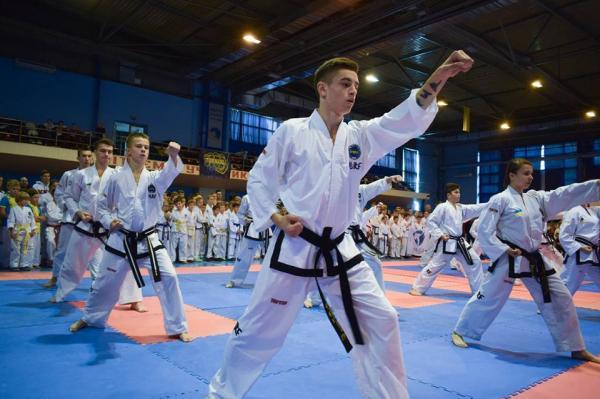 В Ужгороді розпочалась масштабна спортивна подія