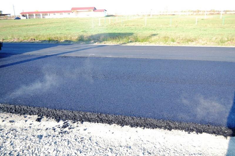У Берегівському районі ремонтують одну з доріг