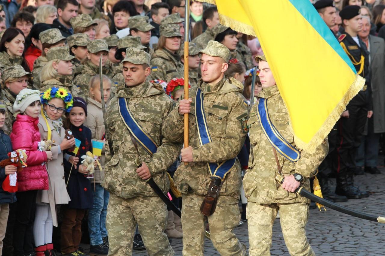 У Мукачеві відзначатимуть День захисника України. Заплановано одразу кілька святкових заходів
