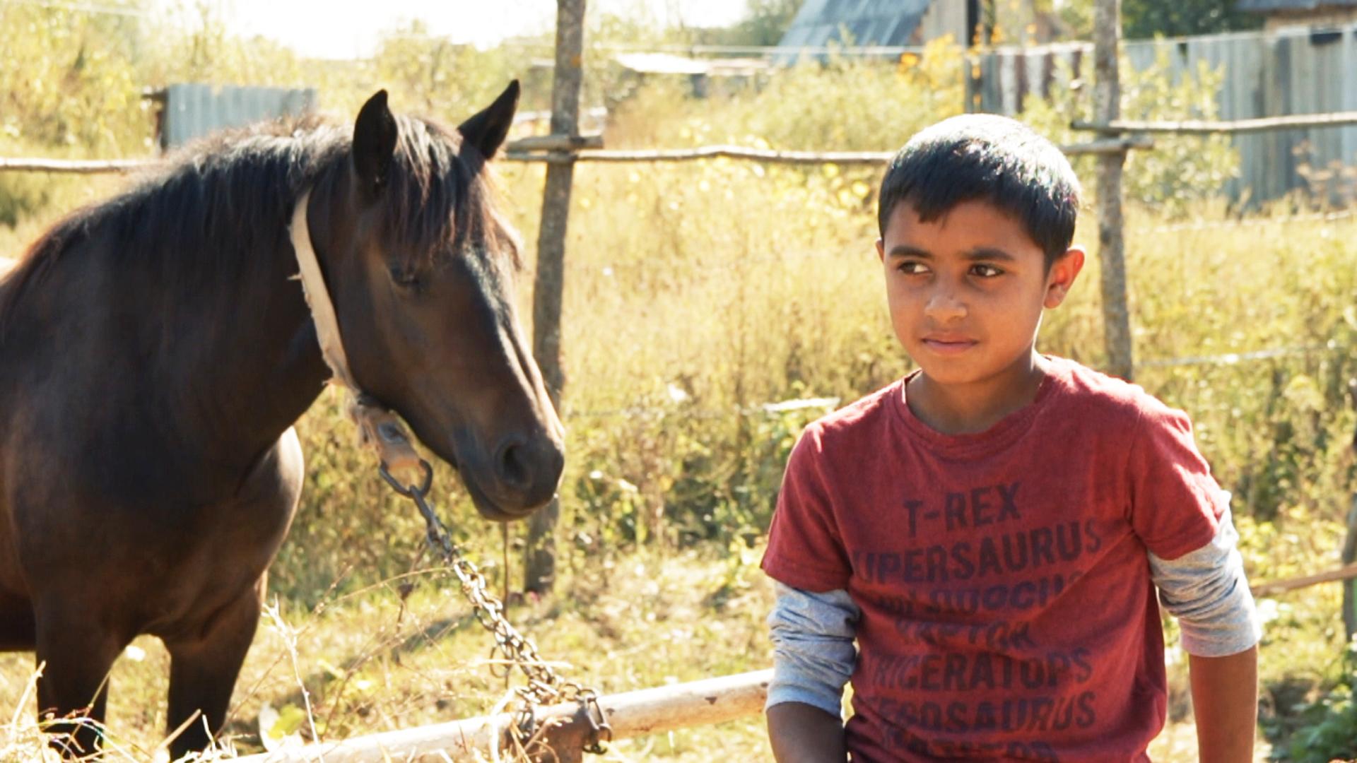 Роми Закарпаття з села Великі Лучки на Мукачівщині розповіли про своє життя у таборі та як відносяться до ромських погромів