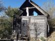 Вночі загорівся житловий будинок