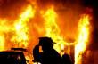 Під час пожежі постраждав чоловік