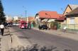 ДТП у Мукачеві: автівка врізалася у електричну опору