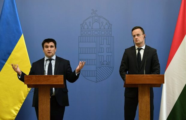 """Павло Клімкін заявив, що Будапешт незабаром змінить скандальну назву посади """"уповноваженого міністра у справах Закарпаття"""""""