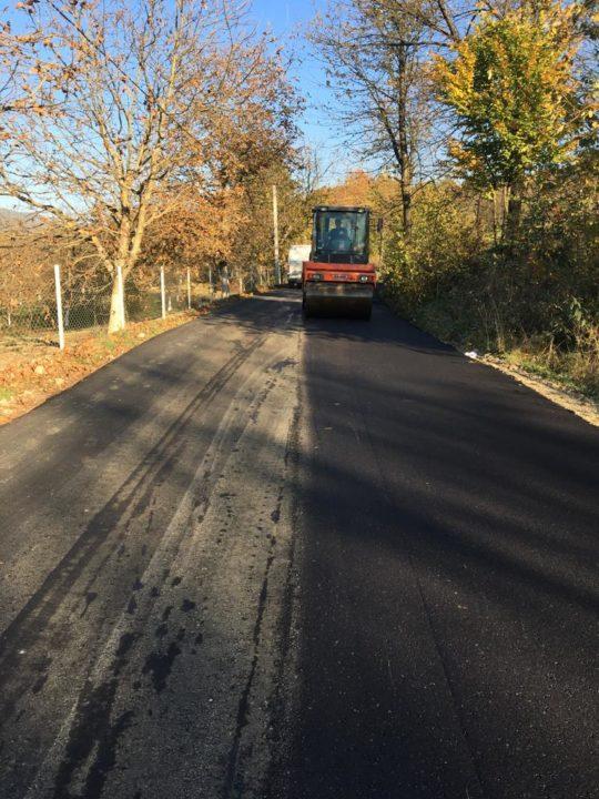 Почато капітальний ремонт автодороги районного значення Терново – Петрушів у Тячівському районі