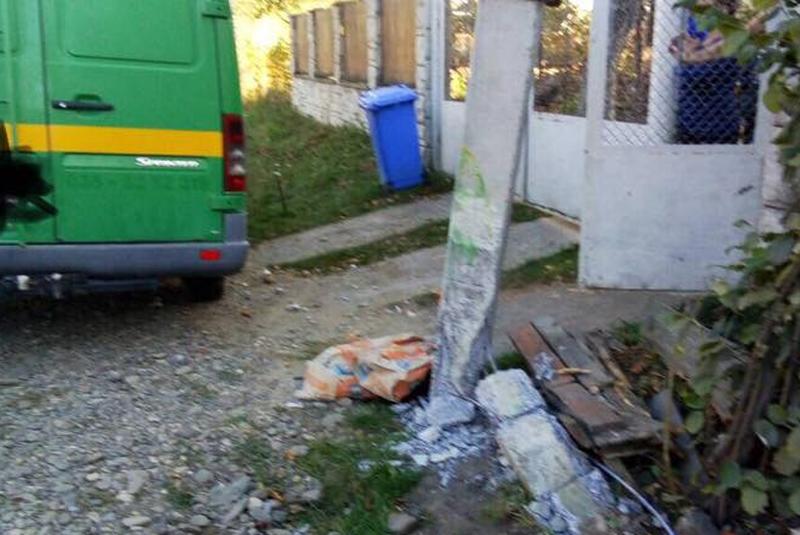 У селі Онок на Виноградівщині внаслідок ДТП загинула жінка, яка сиділа на лавиці біля власного будинку