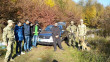 Прикордонники та поліція затримали дві групи нелегалів