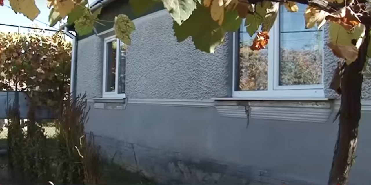У селі Руські Комарівці, що на Ужгородщині, 88-річна жінка бореться за свої 25 соток землі