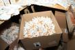 В Ужгородському районі функціонував підпільний цех із виробництва фальсифікованих цигарок