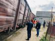 В Ужгороді з рейок зійшов вантажний потяг: перші подробиці