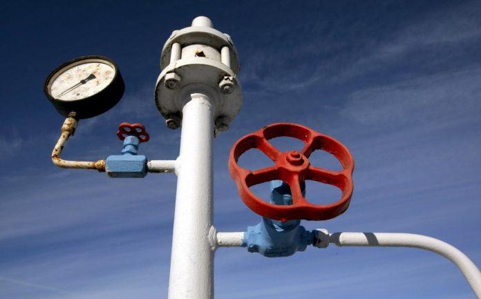У селі Мала Бийгань Берегівського району пошкоджено газопровід