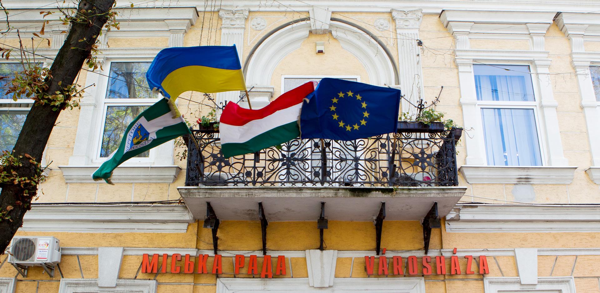 Як угорці Закарпаття країну від російської агресії захищають та що думають про мовний конфлікт між Києвом і Будапештом