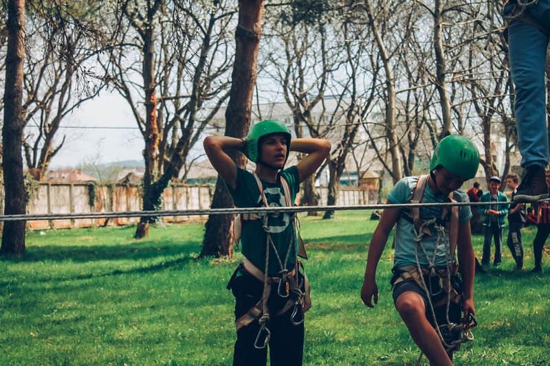 25 жовтня у Мукачеві в парку Андрія Кузьменка відбудеться спартакіада для школярів