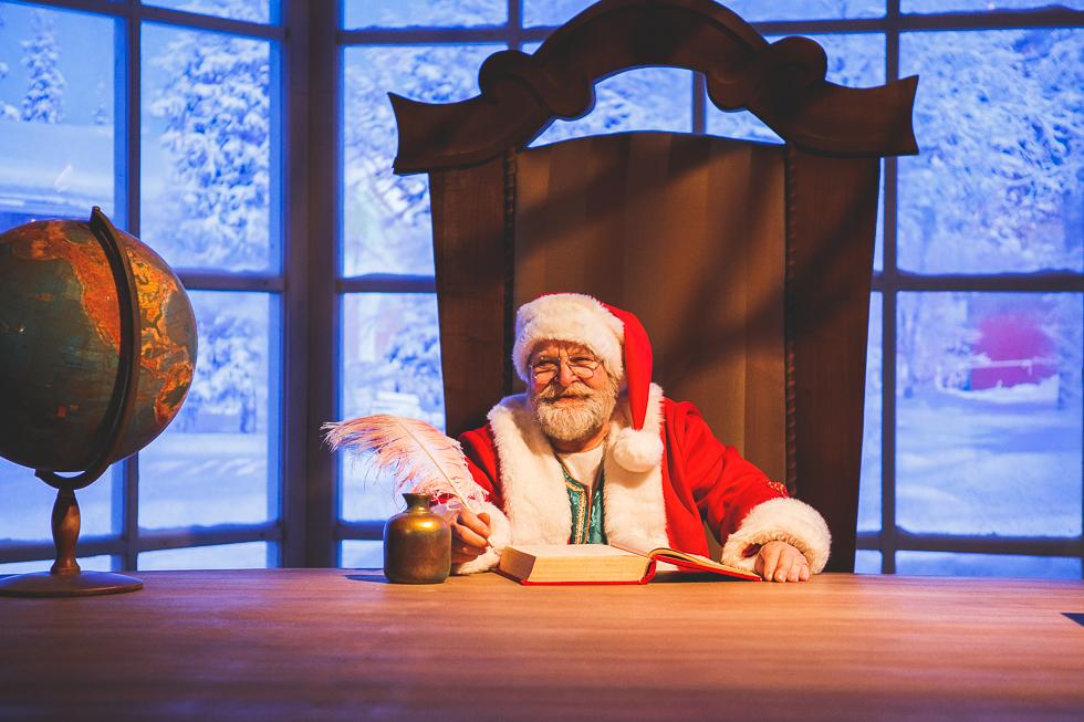 Новий рік 2019 на Закарпатті: у Виноградові облаштують різдвяний ярмарок та резиденцію Діда Мороза