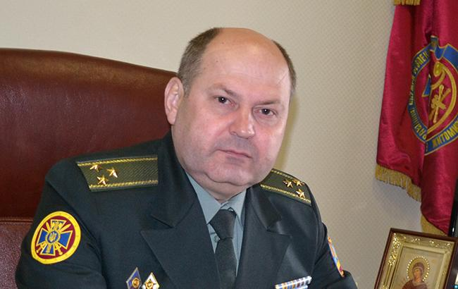Президент Петро Порошенко призначив Володимира Пахнюка новим очільником Управління СБУ на Закарпатті