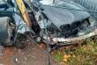 В Ужгороді студенти потрапили у аварію
