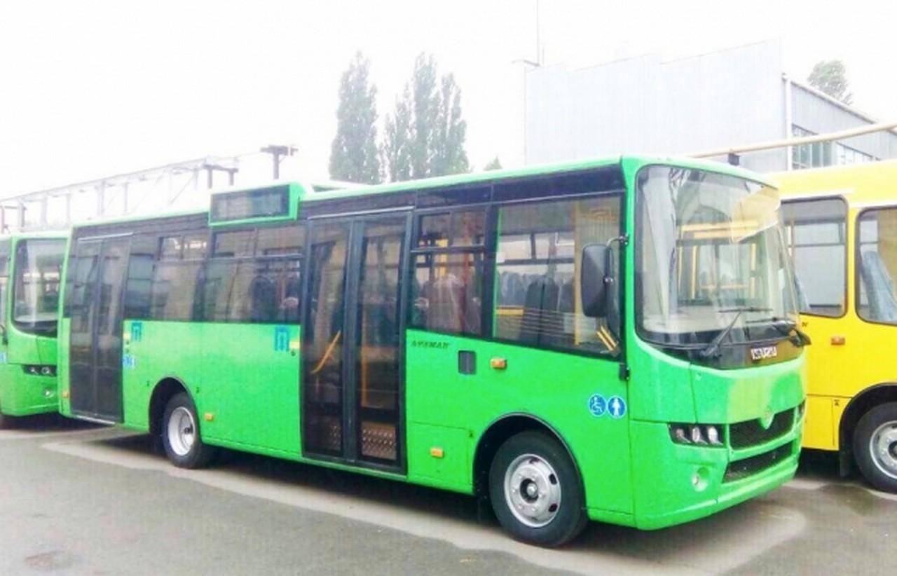 У День вшанування пам'яті померлих, 1 листопада, у Мукачеві курсуватимуть автобуси з центру міста до кладовища