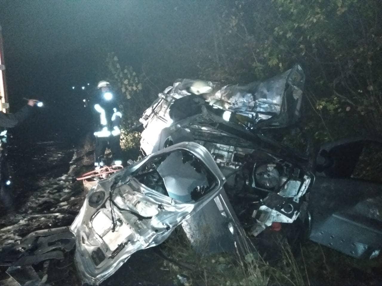 ДТП на Закарпатті: рятувальники розповіли подробиці