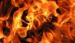 На Рахівщині згорів вщент мотоцикл