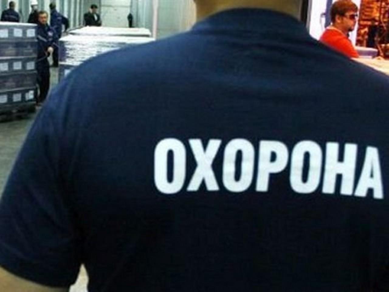 В Ужгороді 21-річний житель Харківщини напав на охоронці і пограбував магазин