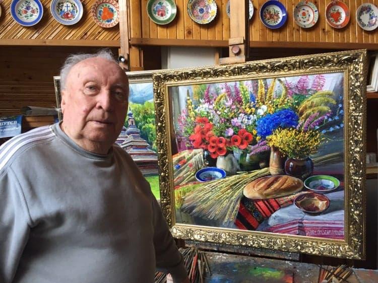 Життя та творчість народного художника України Івана Шутєва