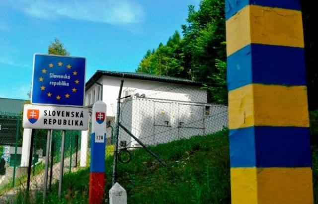 На пунктах пропуску на кордоні із Закарпаттям надвечір зафіксовані чималі черги