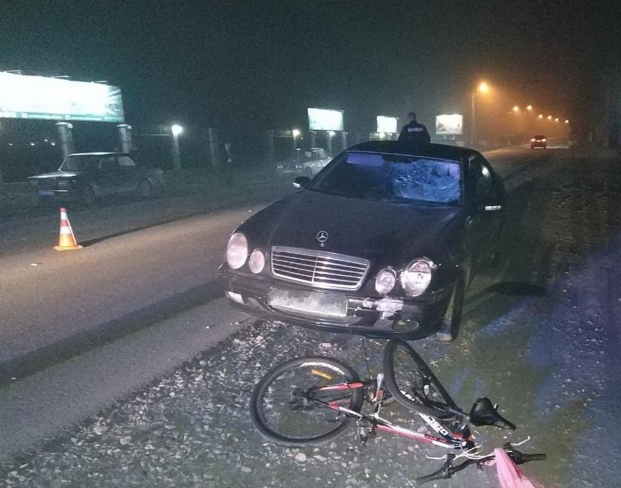 П'яний водій ввечері скоїв у Виноградові аварію: загинула 31-річна мешканка села Буковець