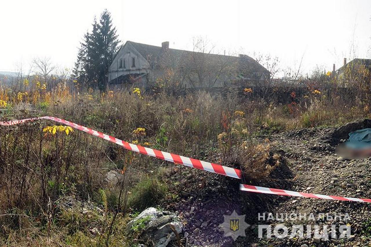 Поліцейські знайшли чоловіка, який вбив мешканку Виноградова в Івано-Франківській області