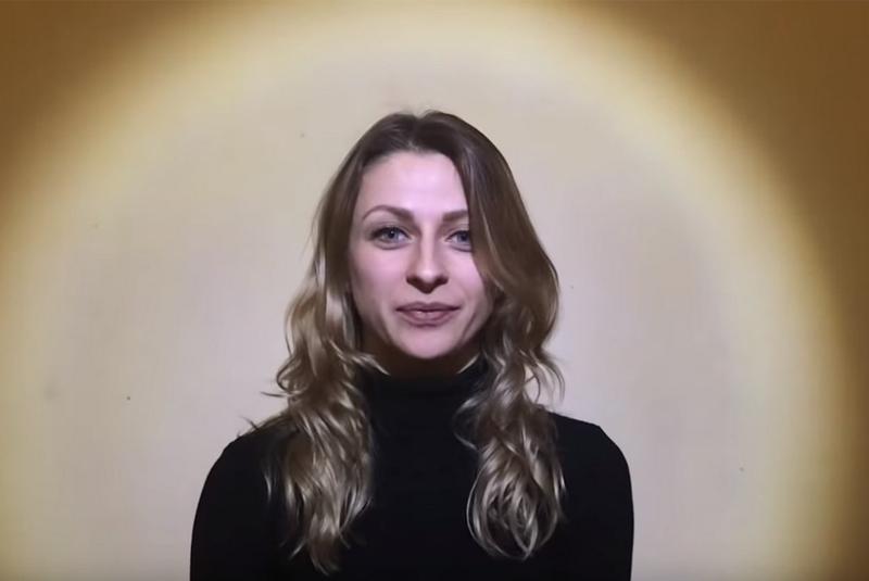 Відеоблогерка із Ужгорода Крістіна Третяк опублікувала нове кумедне відео про закарпаток