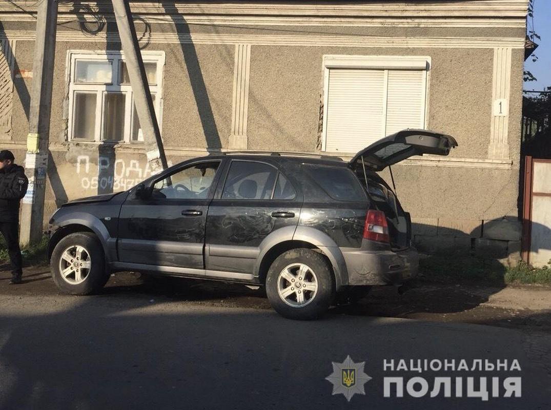 19-річний хлопець під кайфом вкрав машину у жителя Тересви і скоїв аварію на Тячівщині