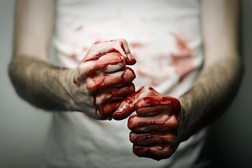 У селищі Вилок, що на Виноградівщині, психічнохворий чоловік убив місцевого мешканця