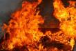 Вночі в Ужгороді згорів вщент автомобіль