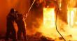 У Виноградівському районі ввечері сталася пожежа