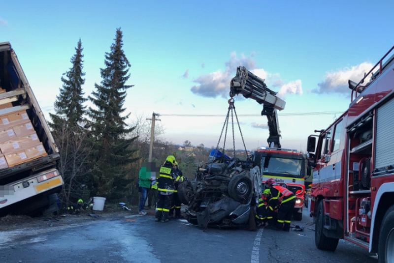 11 листопада у Чехії, поблизу міста Тришинець, сталася страшна ДТП, в якій загинули закарпатські заробітчани