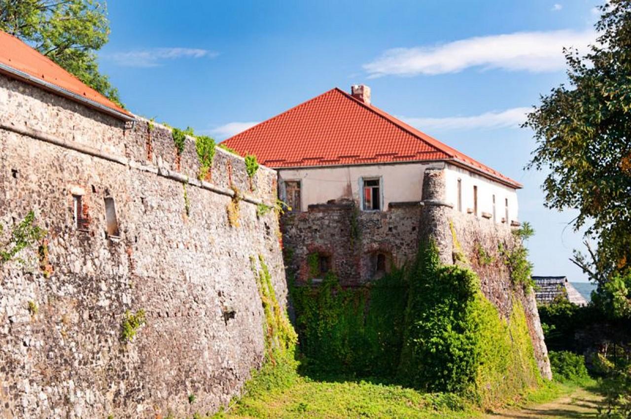 Дах Ужгородського замку розпадається по друзкам. Невдовзі може взагалі впасти