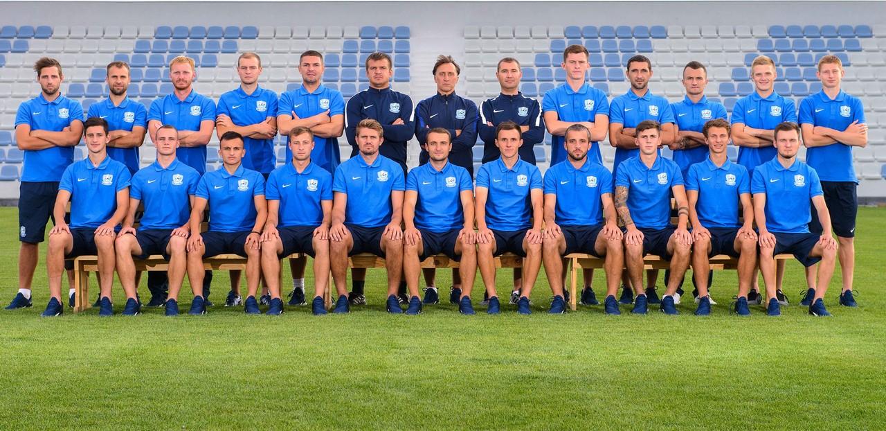 На зимову перерву ФК Минай йде лідером групи «А» Другої ліги України